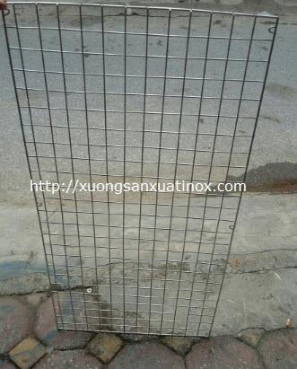 Báo giá tấm lưới đan inox