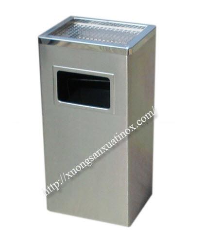 Báo giá thùng rác inox