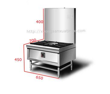 Bếp hầm inox 304