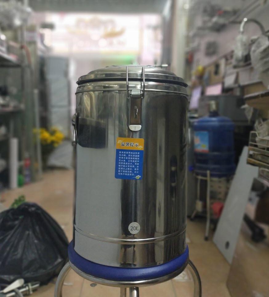 Bình đựng nước 2 lớp không vòi