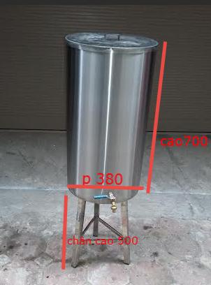 Bình nước 80 lít