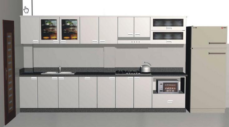 cách chọn tủ bếp inox