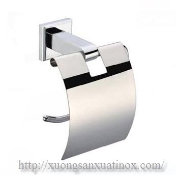 giá lô giấy inox vệ sinh