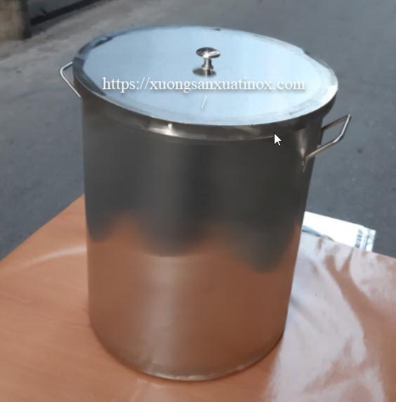 Giá thùng nước inox 304