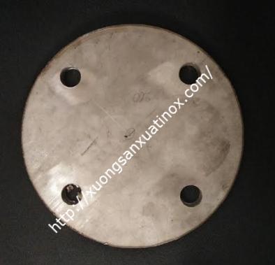 Mặt bích hình tròn inox 304