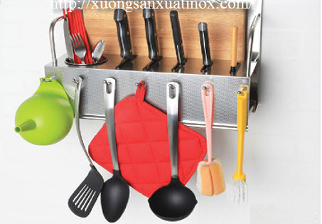 Phụ kiện tủ bếp inox 304