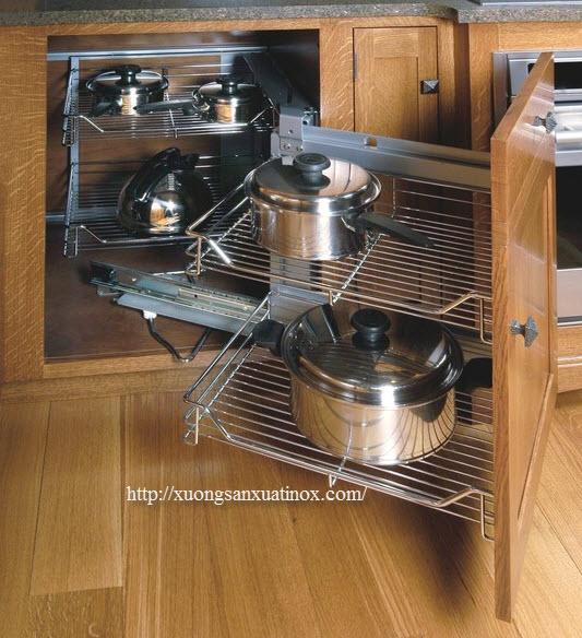 phụ kiện tủ bếp