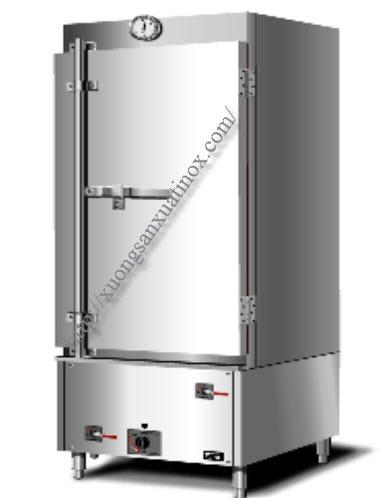 Tủ cơm inox công nghiệp 40 kg