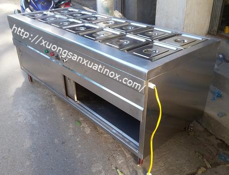 Tủ inox giữ nhiệt thực phẩm
