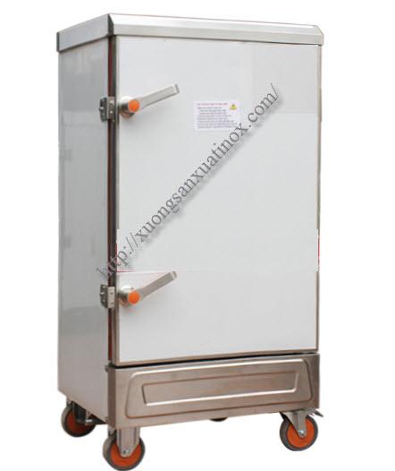 Tủ nấu cơm gas điện 30 kg