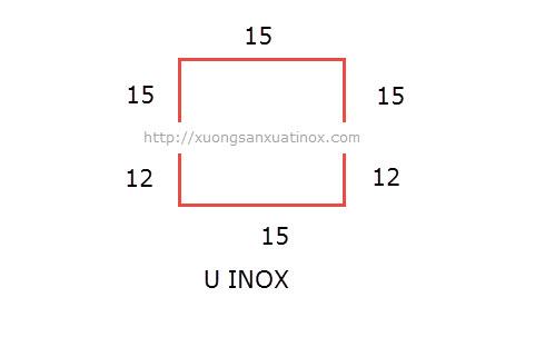 U inox