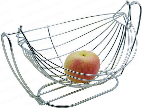 Võng để trái cây bằng inox loại tròn