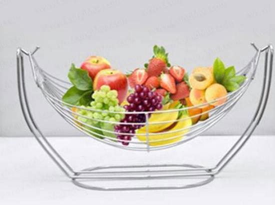 Võng inox để trái cây hình
