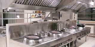 kinh nghiệm lựa chọn bếp inox công nghiệp