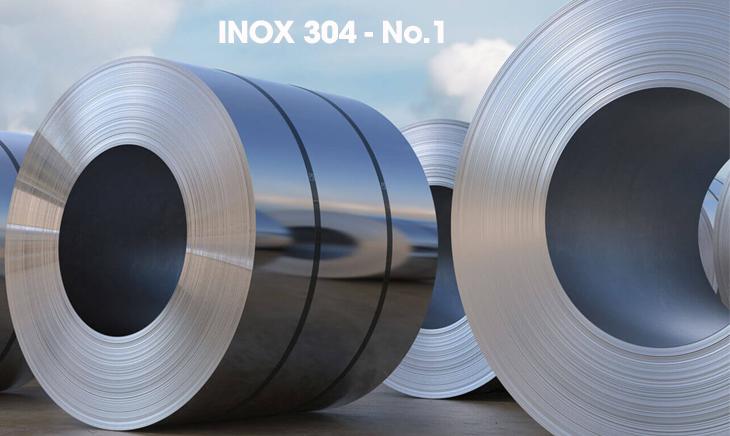 Các loại bề mặt inox 304 phổ biến hiện nay