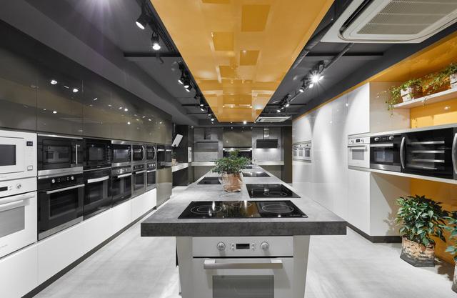 Các loại thiết bị nhà bếp cao cấp phổ biến hiện nay