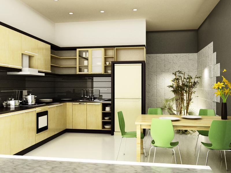 Cách vệ sinh nội thất gia công inox