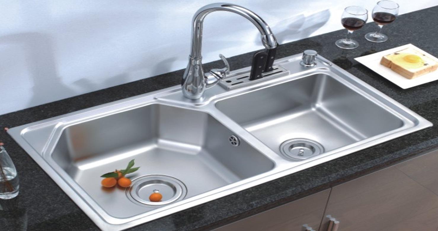 Chậu rửa bát inox 304 có ưu điểm gì?