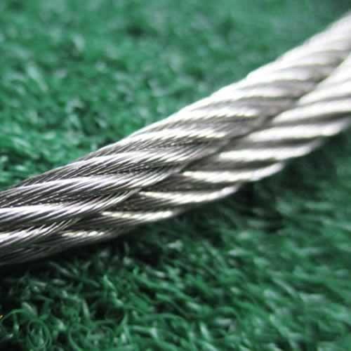 Inox dây cáp lưới được ứng dụng rộng rãi trong nhiều lĩnh vực đời sống