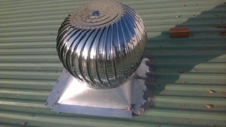 Nguyên tắc hoạt động của quả cầu thông gió inox