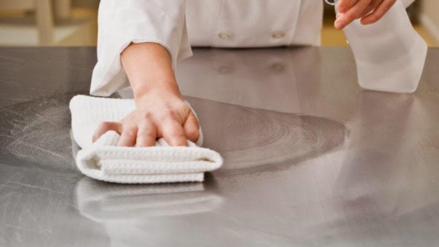 Những cách đơn giản sau sẽ giúp bạn làm sạch nội thất inox dễ dàng