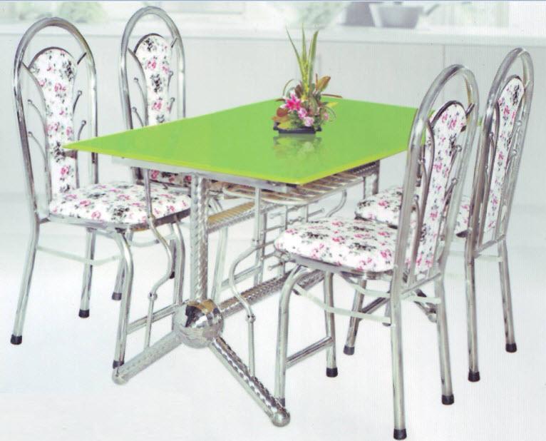 Những mẫu ghế inox luôn được yêu thích trong phòng ăn