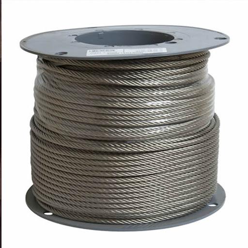 Tổng quan về dây cáp lưới inox