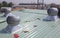 Lắp đặt quả cầu thông gió inox có hiệu quả không?